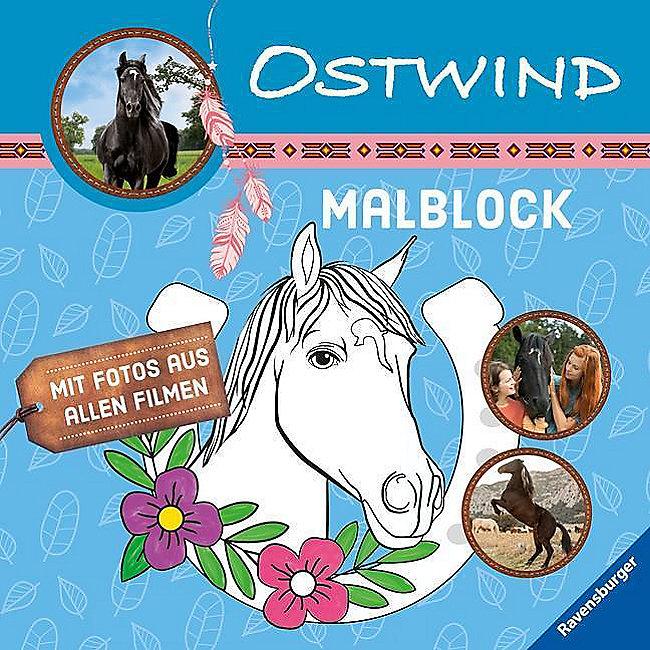 Ostwind Malblock Buch Jetzt Bei Weltbild De Online Bestellen
