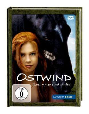 Ostwind - Zusammen sind wir frei, 1 DVD, Lea Schmidbauer