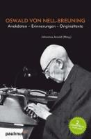 Oswald von Nell-Breuning, Johannes Arnold