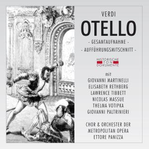 Otello, Chor & Orch.Der Metropolitan Opera