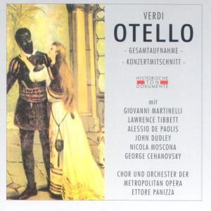 Otello, Chor U.Orch.D.Metrop.Opera
