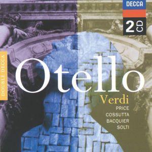 Otello (Ga), Price, Cossutta, Moll, Solti, Wp