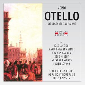 Otello (Qs), Jules Gressier, Choeur Et Orch.Radio-Lyrique Paris
