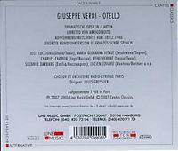 Otello (Qs) - Produktdetailbild 1
