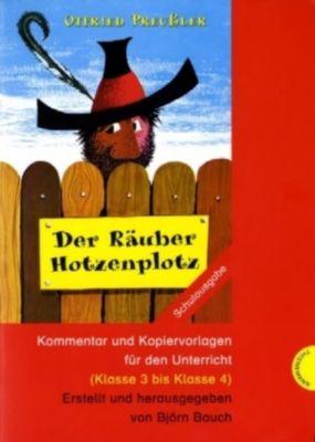 Otfried Preußler 'Der Räuber Hotzenplotz, Schulausgabe', Björn Bauch