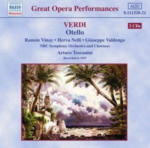 Othello, Toscanini, Vinay, Nelli, Valdengo
