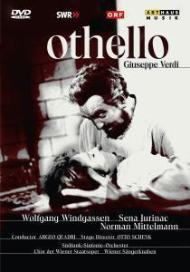 Othello 1965 (Dt.Gesungen), Quadri, Windgassen, Jurinac