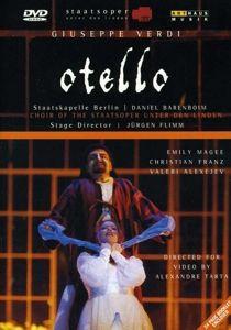 Othello, Barenboim, Franz, Magee