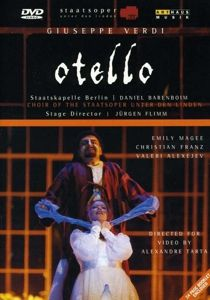 Othello, Barenboim, Franz, Magee