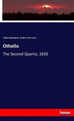 Othello, William Shakespeare, Herbert Arthur Evans