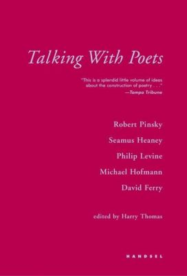 Other Press: Talking with Poets