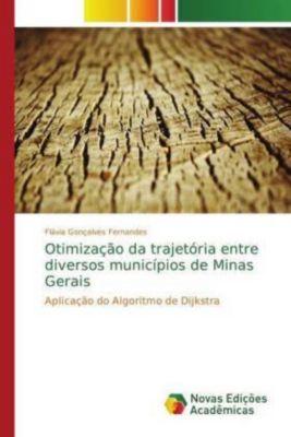 Otimização da trajetória entre diversos municípios de Minas Gerais, Flávia Gonçalves Fernandes