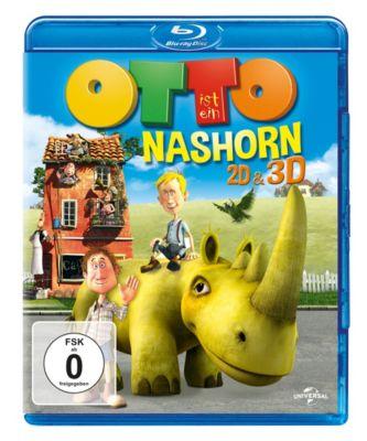 Otto ist ein Nashorn - 3D-Version, Rune Schjøtt