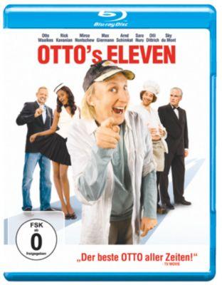Otto's Eleven, Bernd Eilert, Sven Unterwaldt Jr., Otto Waalkes