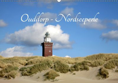 Ouddorp - Nordseeperle (Wandkalender 2019 DIN A2 quer), Susanne Herppich