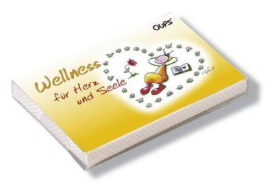 Oups Kärtchenbox - Wellness für Herz und Seele, Kurt Hörtenhuber