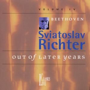 Out Of Later Years Vol. 4, Svjatoslav Richter