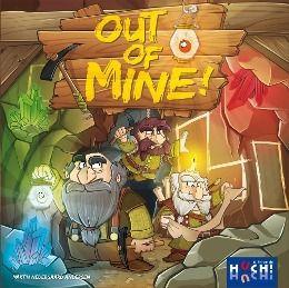Out of Mine (Spiel), Martin Nedergaard Andersen