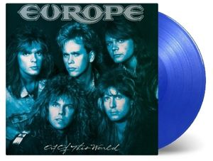 Out Of This World-Ltd.Transparent Blue Vinyl, Europe