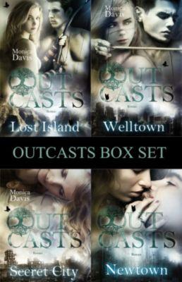 Outcasts – Gesamtausgabe / Box Set, Inka Loreen Minden, Monica Davis