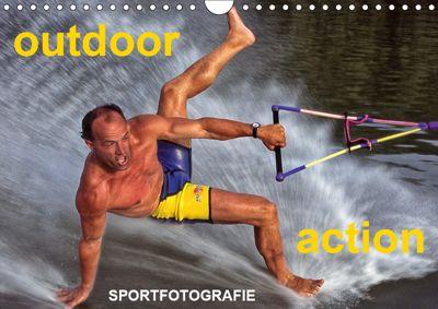 outdoor - action Sportfotografie (Wandkalender 2019 DIN A4 quer), Josef Hinterleitner