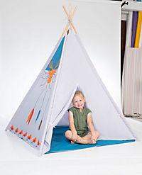 Outdoor active Indianerzelt, 120 x 120 x 150 cm - Produktdetailbild 1