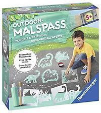 Outdoor Malspaß Dinosaurier (grün) - Produktdetailbild 1