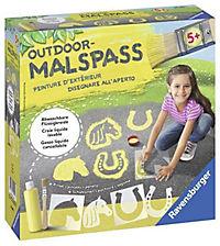 Outdoor Malspaß Pferd (gelb) - Produktdetailbild 1