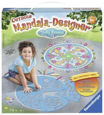 Outdoor Mandala-Designer Fairy Dreams