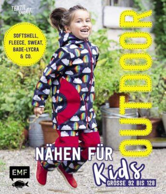 Outdoor nähen für Kids - Julia Hennicke |