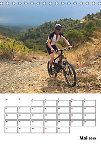 Outdoor-Stille Momente (Tischkalender 2019 DIN A5 hoch) - Produktdetailbild 5