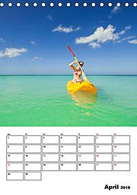 Outdoor-Stille Momente (Tischkalender 2019 DIN A5 hoch) - Produktdetailbild 4