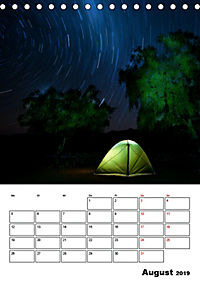 Outdoor-Stille Momente (Tischkalender 2019 DIN A5 hoch) - Produktdetailbild 8