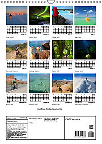 Outdoor-Stille Momente (Wandkalender 2019 DIN A3 hoch) - Produktdetailbild 13