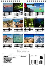 Outdoor-Stille Momente (Wandkalender 2019 DIN A4 hoch) - Produktdetailbild 13