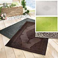 outdoor teppich nima 120 x 180 cm grau bestellen. Black Bedroom Furniture Sets. Home Design Ideas