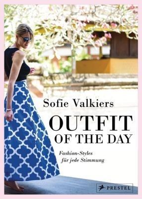 Outfit of the Day - Sofie Valkiers |