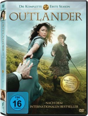 Outlander - Die komplette Staffel 1, Diana Gabaldon