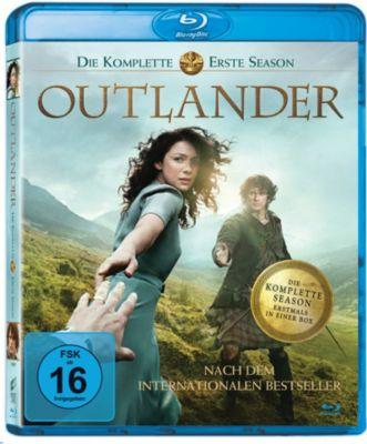 Outlander - Die komplette Staffel 1