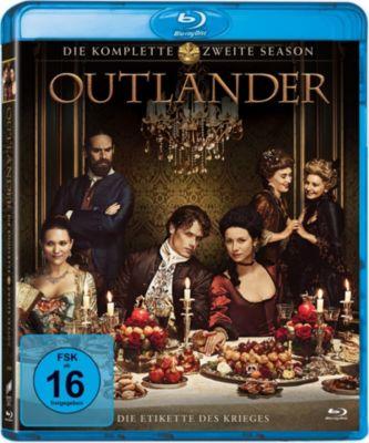 Outlander - Die komplette Staffel 2
