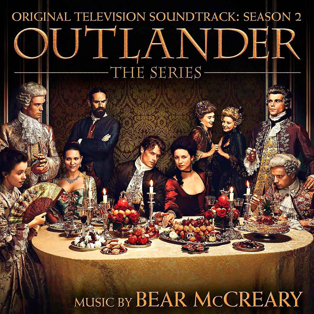 Outlander - Season 2 Original Soundtrack von Bear McCreary | Weltbild.de
