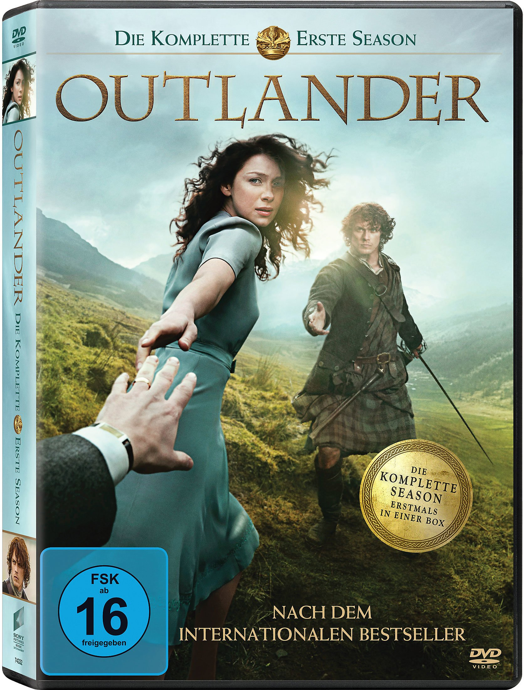 Outlander Staffel 1 Dvd Jetzt Bei Weltbildch Online Bestellen