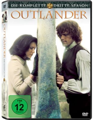 Outlander - Staffel 3, Diana Gabaldon