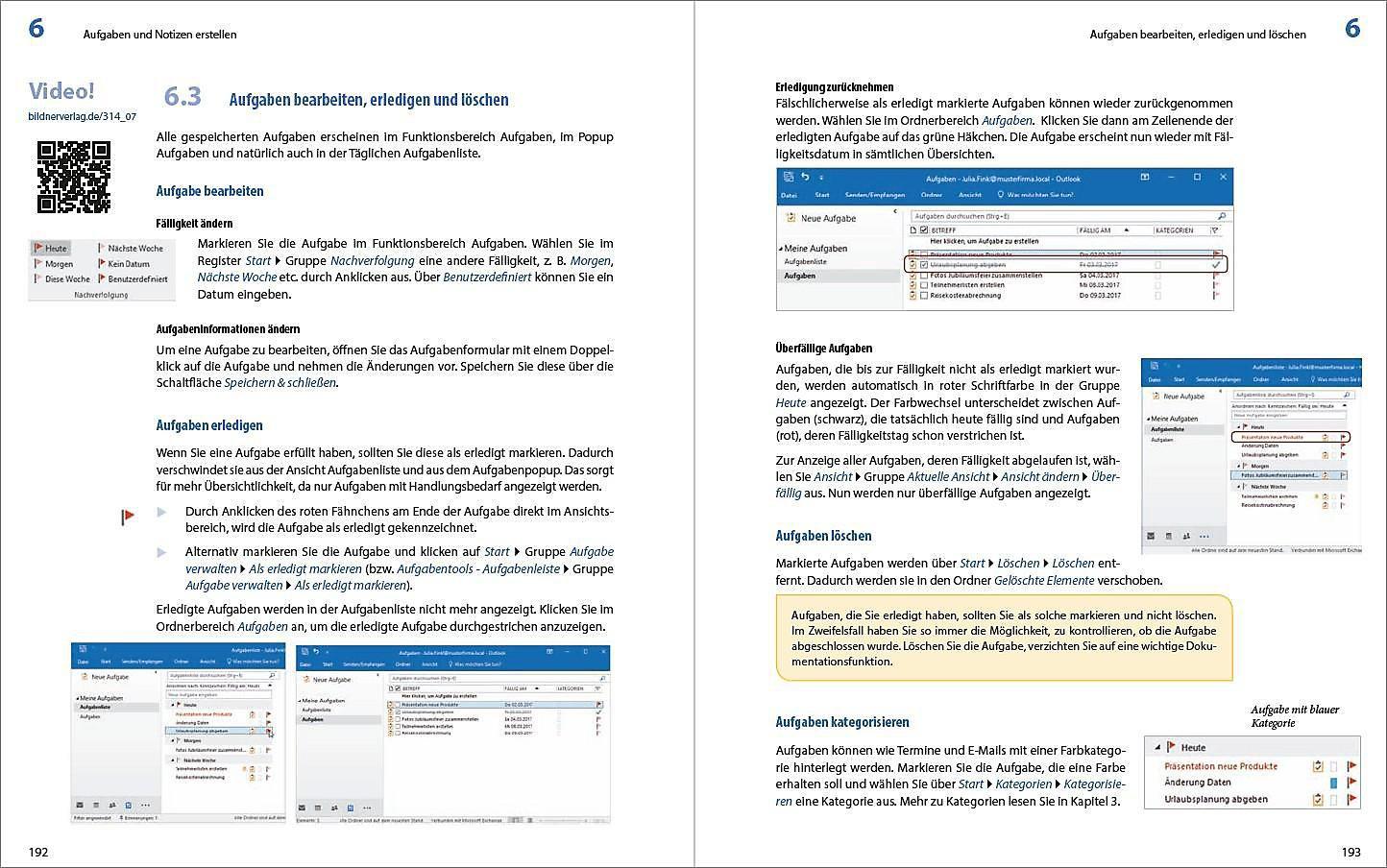 Outlook 2016 Schritt Für Schritt Zum Profi Buch