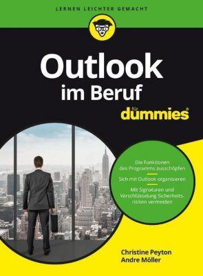 Outlook im Beruf für Dummies, Christine Peyton, Olaf Altenhof