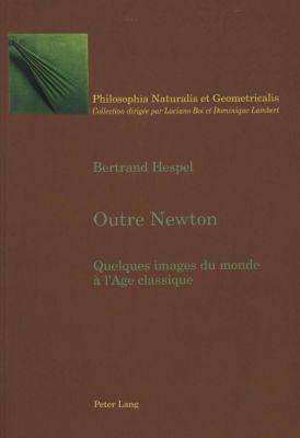 Outre Newton, Bertrand Hespel