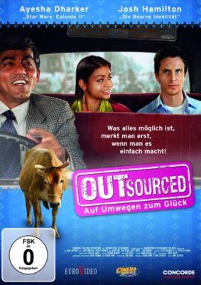 Outsourced - Auf Umwegen zum Glück, Josh Hamilton, Ayesha Dharker