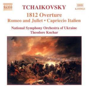 Ouvertüre 1812/Romeo Und Julia, Theodore Kuchar, Nso Ukraine