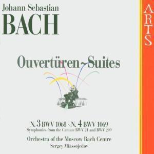 Ouvertüren Suites, Moscow Bach Centre O, Miassojed