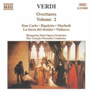 Ouvertüren Vol. 2, Morandi, Orch.D.Ung.Staatsop
